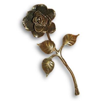 Rose handgeschmiedet
